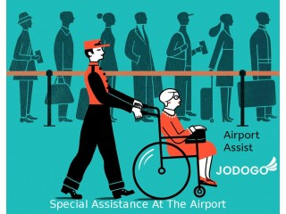 Airport special assistance in Los Angeles airport - jodogoairportassist