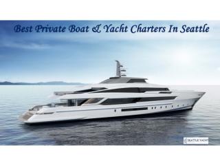 Scuba Charter Seattle